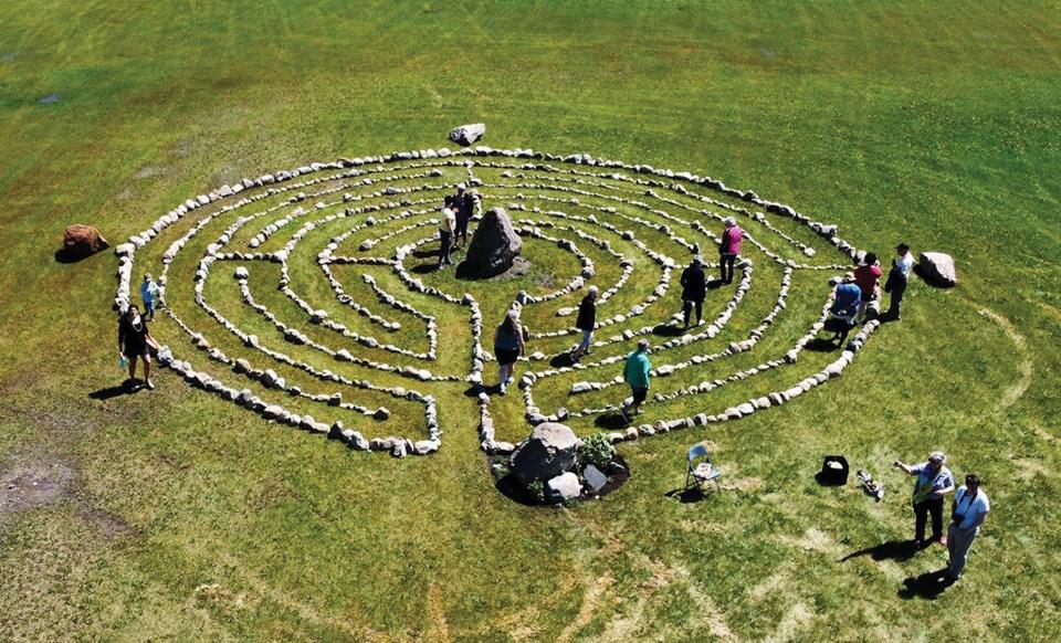 moosomin labyrinth