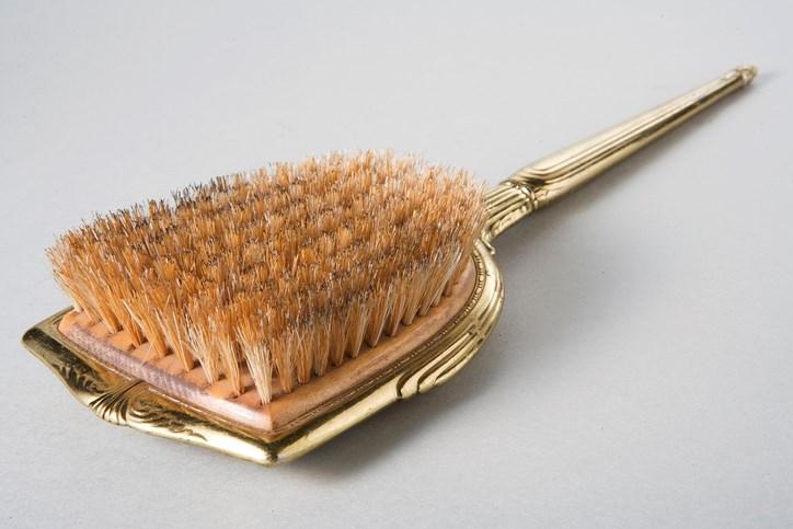 Antique brush
