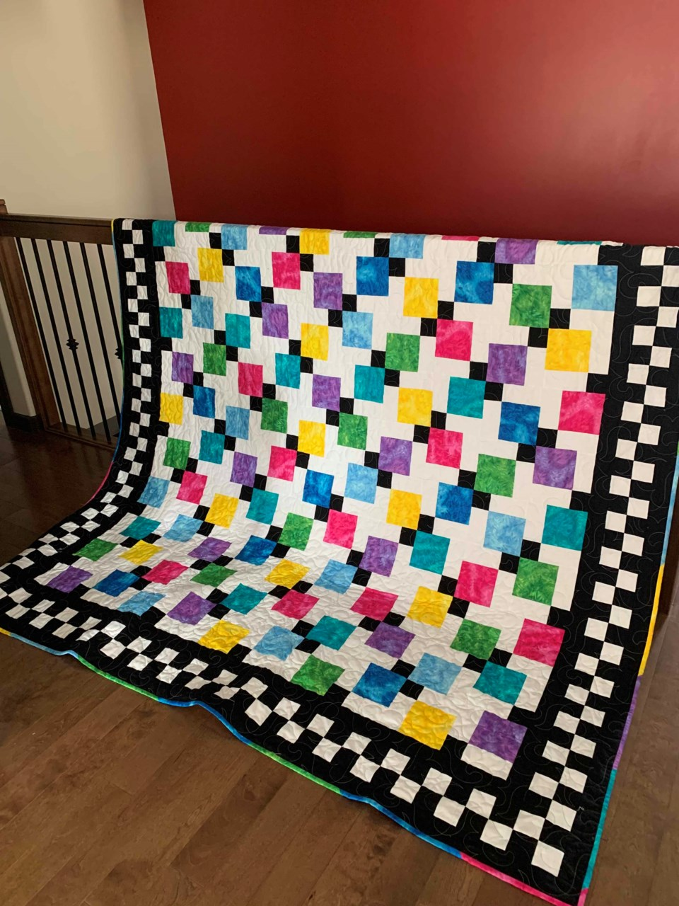 United Way Quilt pic
