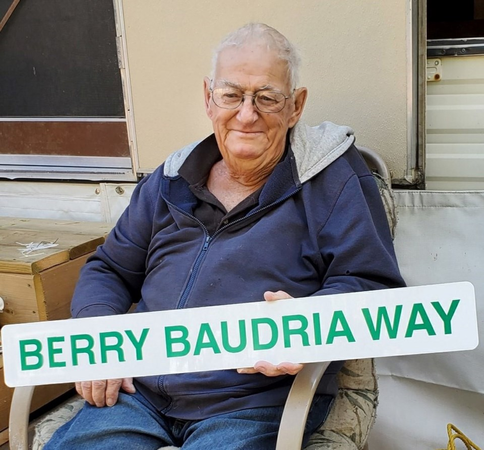 Berry James Baudria web pages