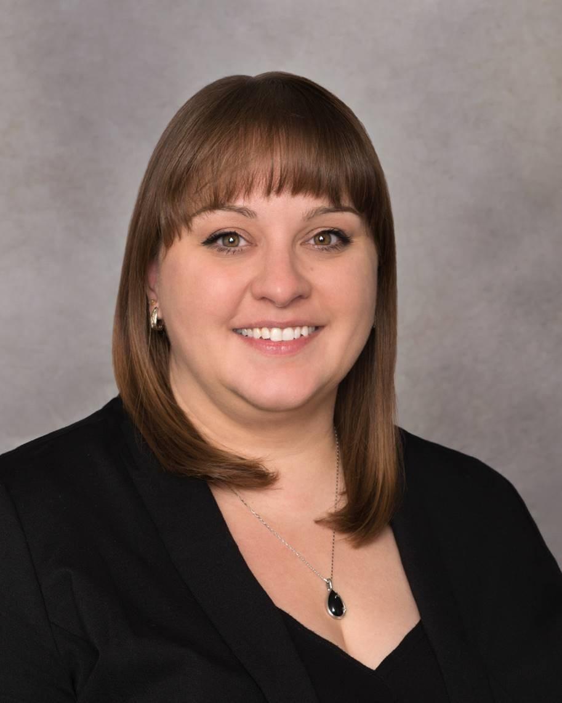 Director of Corporate Services Jennifer Niesink