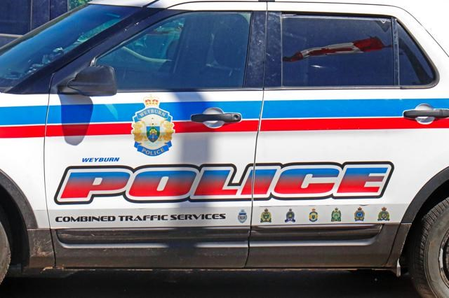 Weyburn police cruiser-1046