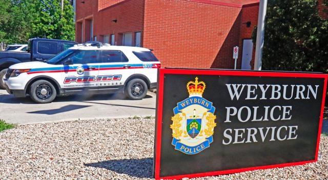 Weyburn police