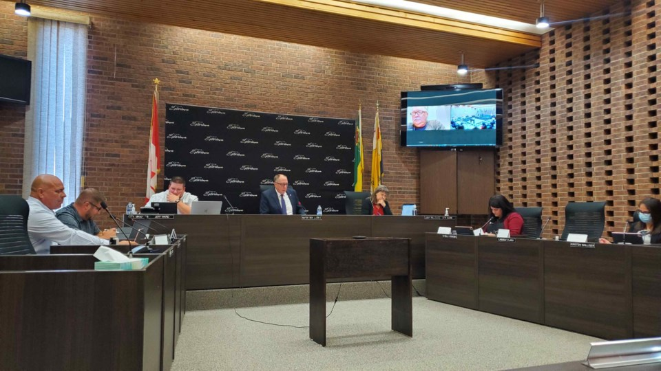 Estevan council