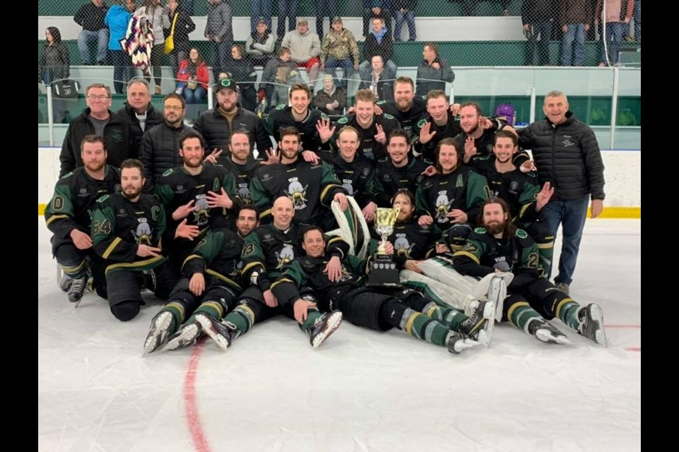 Wilkie Outlaws are ready to repeat their winning ways in the SWHL season set to start in November.