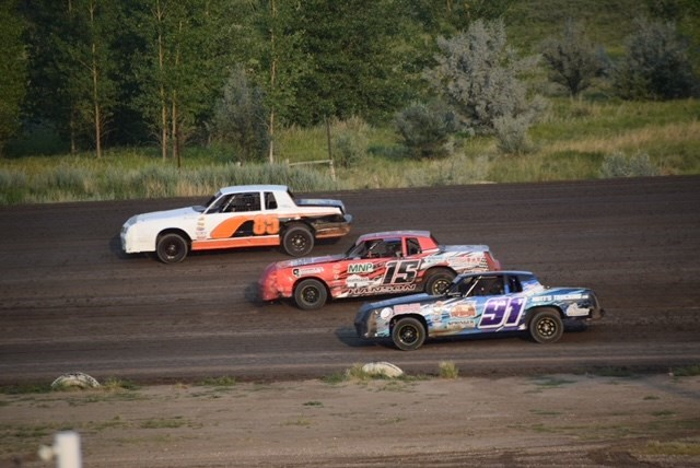 Estevan Motor Speedway July 16