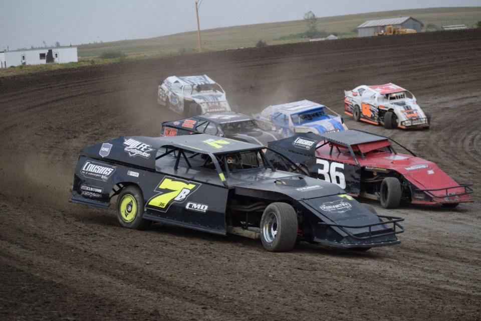 Estevan Motor Speedway photo