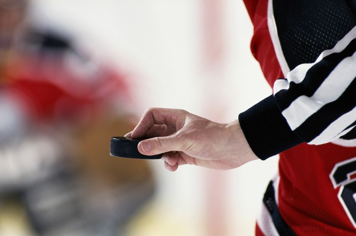 Hockey Getty images