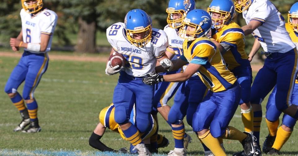 Humboldt Mohawks Football File 2