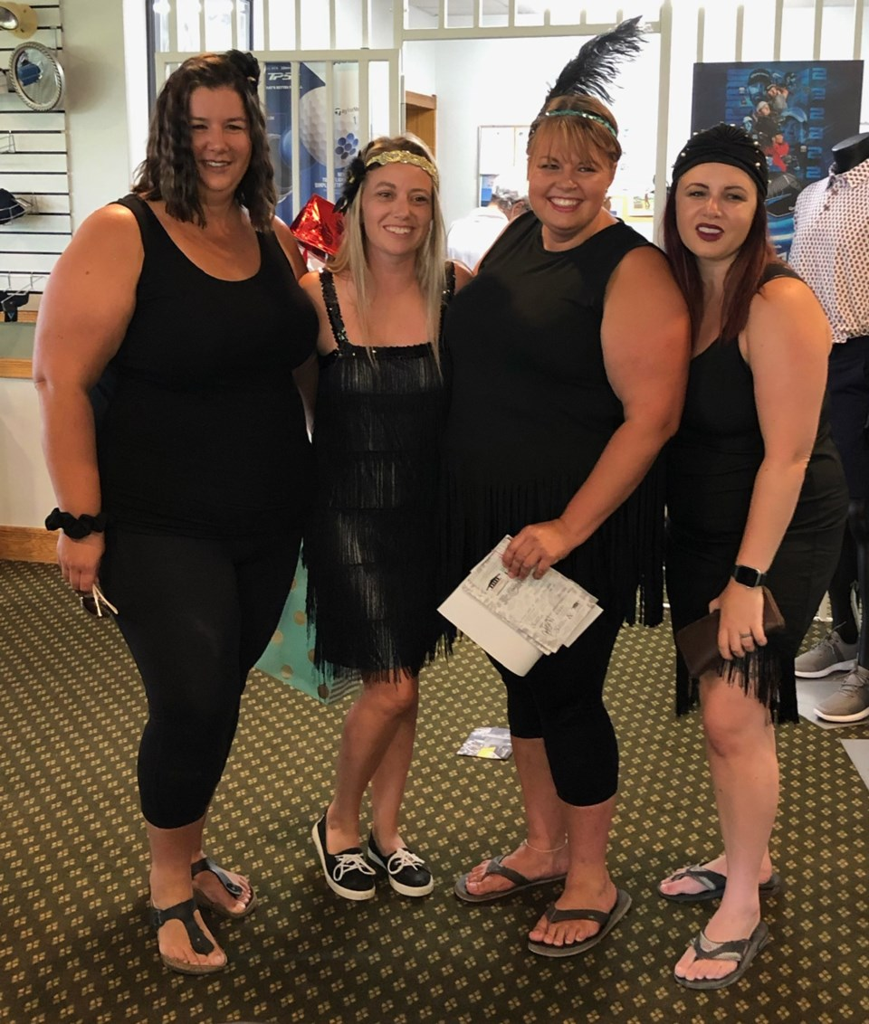 Kenoose Lake Ladies Tournament