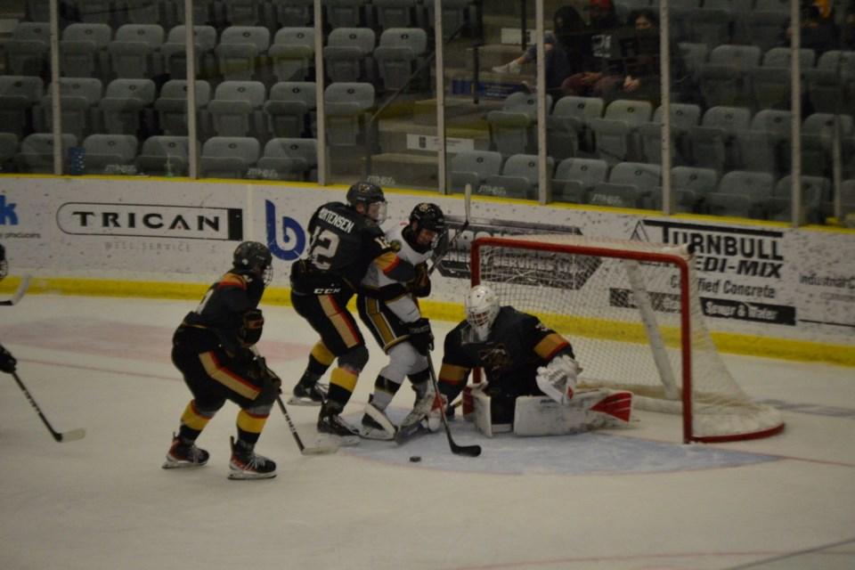 U18 AAA Bears pic