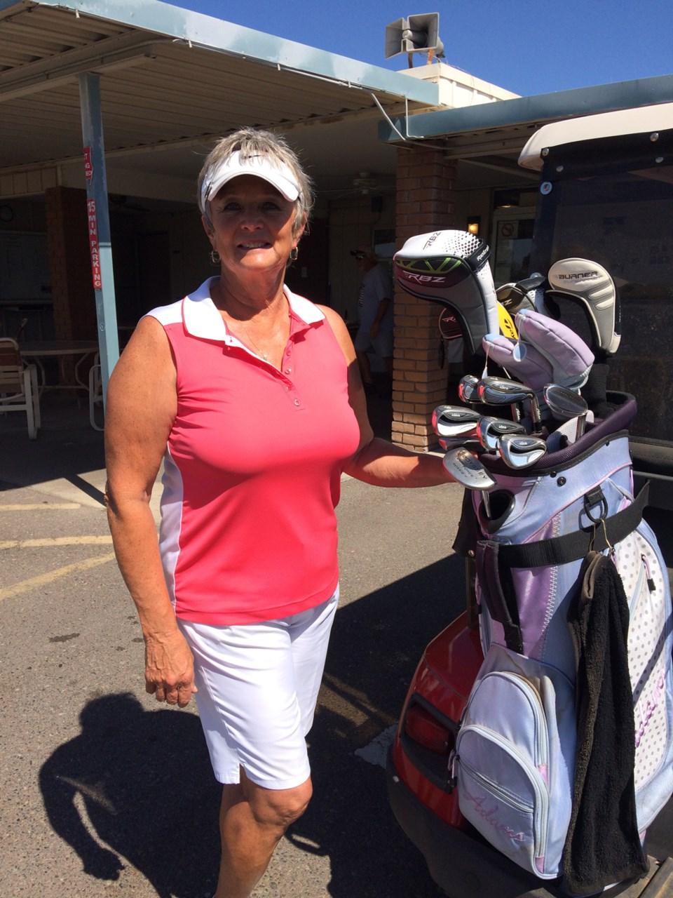 Wendy Currie Golfer of the Week