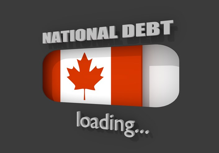 canada national debt