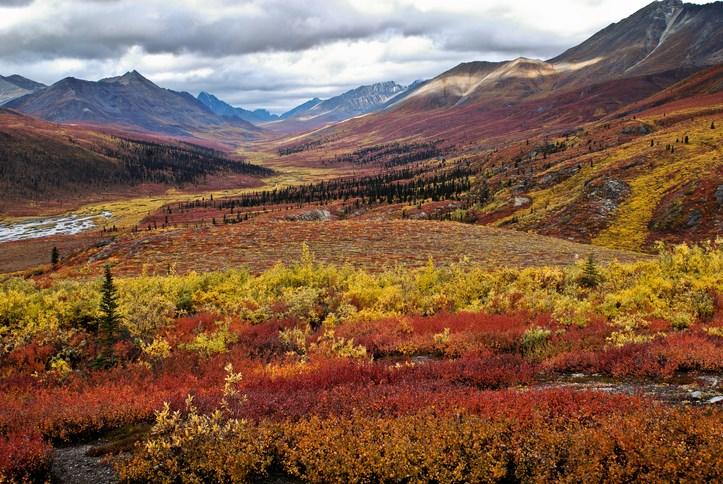 North Klondike Valley