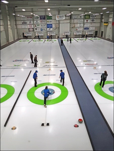 Northland Power Curling Centre
