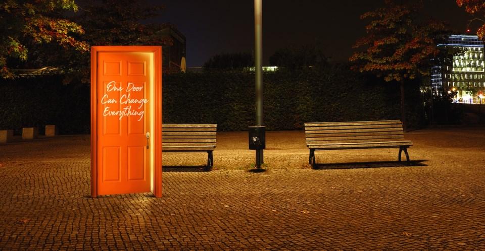 2019-05-30 Home Depot Orange Door Campaign