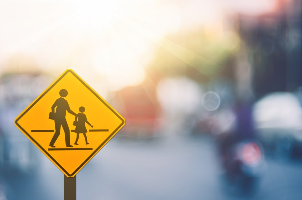 school crossing AdobeStock_131071344