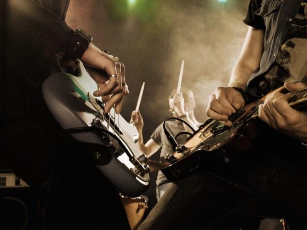 rock band AdobeStock