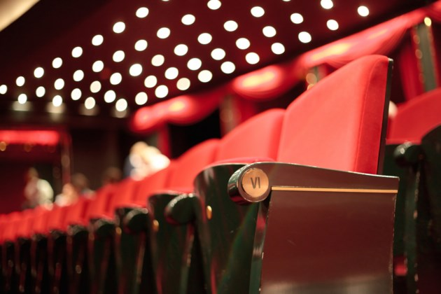theatre seats AdobeStock