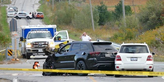 Paramedics suffer PTSD after crash that killed kids, grandfather: EMS