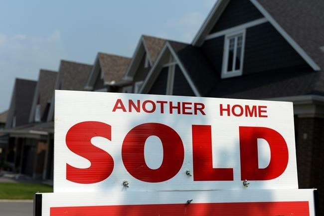Sales of homes in December up 10 per cent from same month last year