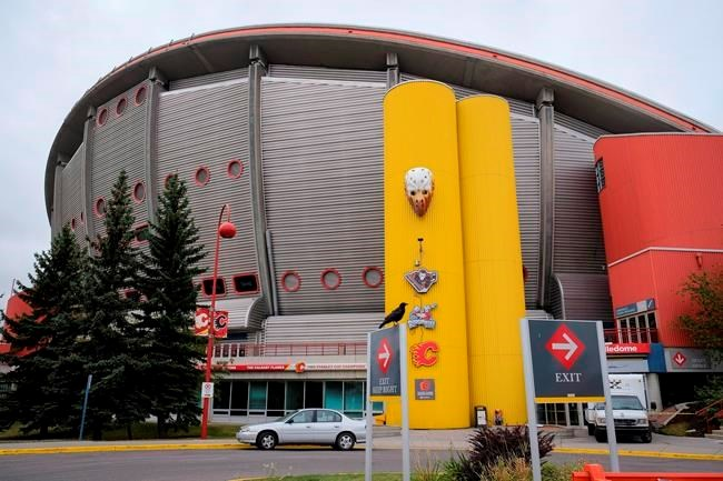 Calgary Flames Take Another Shot At A New Nhl Arena Agree To Terms Airdrietoday Com