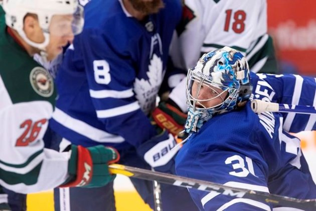 Marner, Rielly propel Maple Leafs in win against Wild
