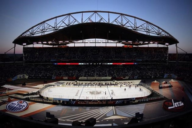 Little scores OT victor as Jets down Flames in Heritage Classic
