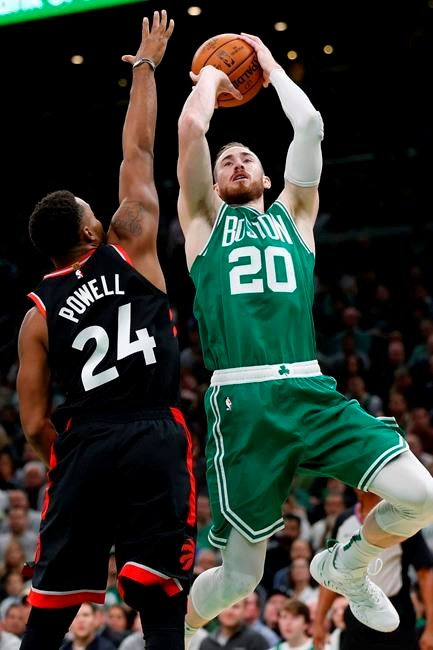 Brown Scores 25 Celtics Rally Late To Beat Raptors 112 106 Airdrietoday Com