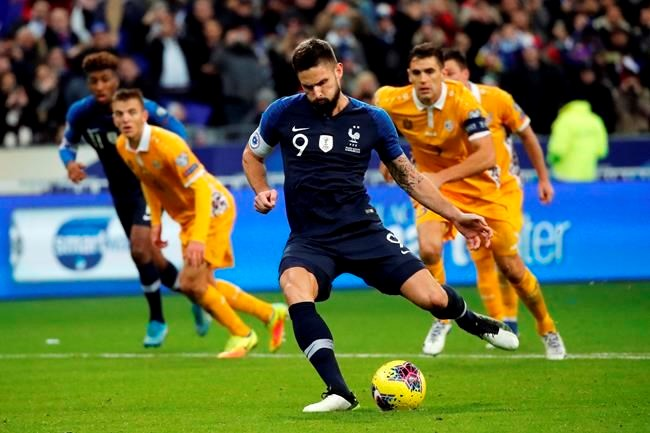 France Portugal Euro 2020 Calendrier.England Czech Republic France And Turkey Reach Euro 2020