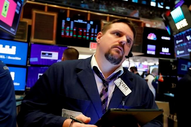 Dow Index Drops 4 Percent As Financial Markets Continue to Plummet