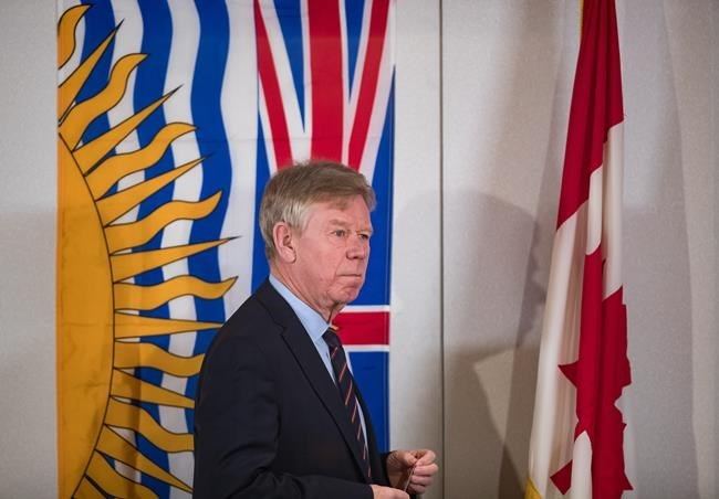 B.C. tells inquiry money laundering has warped economy, fuelled opioid crisis