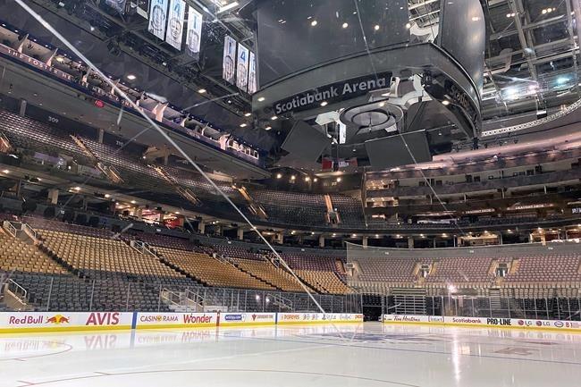 National Hockey League advises teams against morning skates, practices Thursday