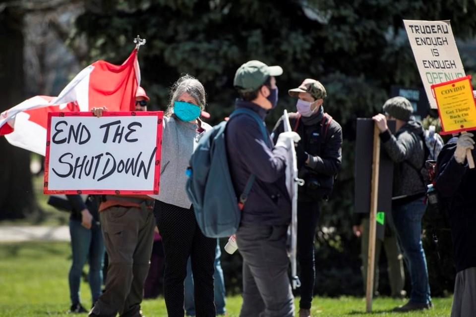 No Hard Dates To Reopen Ontario Economy