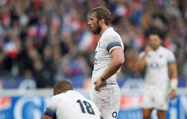 Former England captain Chris Robshaw headed to Major League Rugby ...
