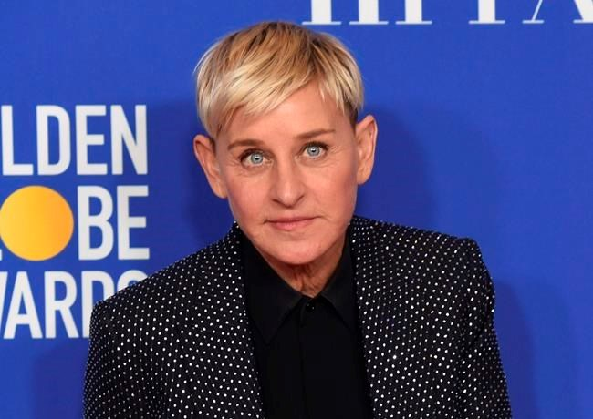 Ellen DeGeneres Show producers leave amid bullying, misconduct accusations