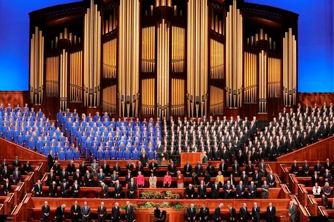 When Did The Mormons Have Their 2020 Concert Christmas Mormon choir Christmas concert cancelled due to pandemic