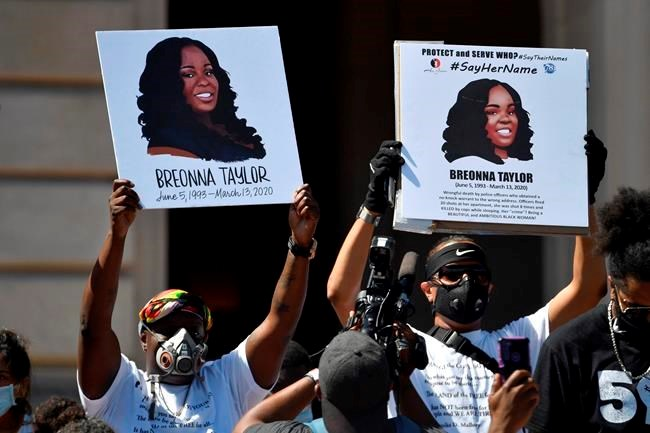 Multi-million settlement reached in Breonna Taylor lawsuit thumbnail