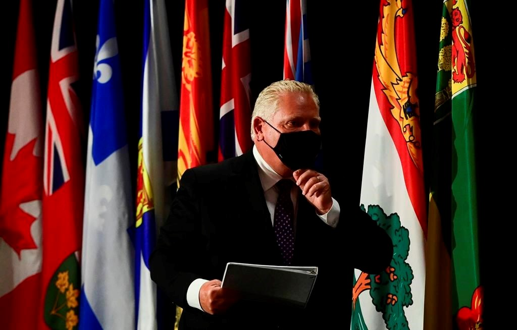 Ontario to announce fall COVID-19 plan today