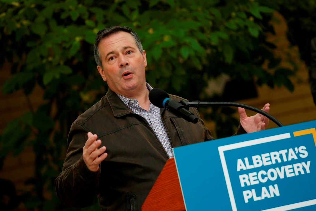 Beyond Local: All reasonable COVID-19 precautions taken during livestream with O'Toole: Kenney