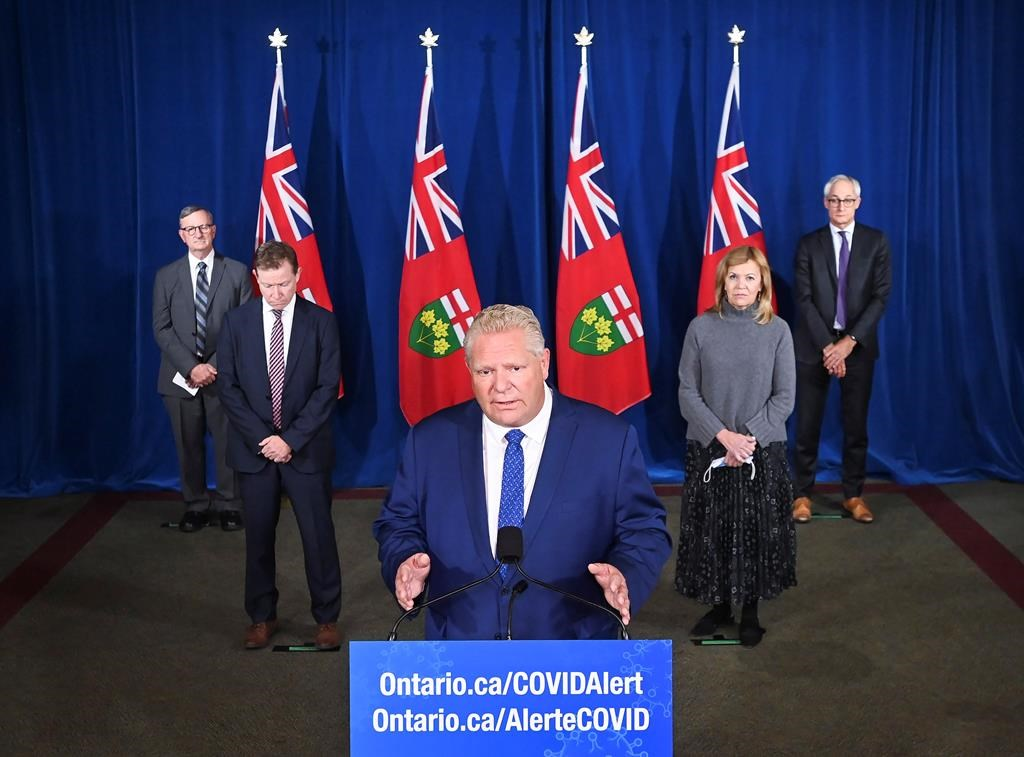 Ontario Announces Stricter Guidelines To Deal With Second Wave Of Covid 19 Sootoday Com