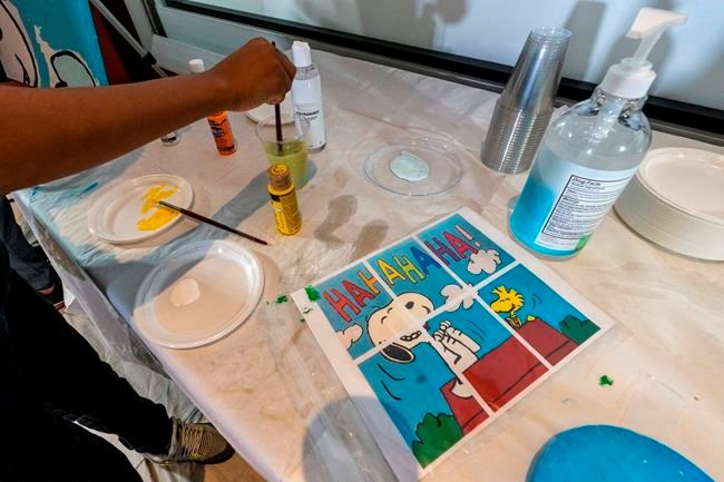 As 'Peanuts' turns 70, comic is a bright spot for sick children
