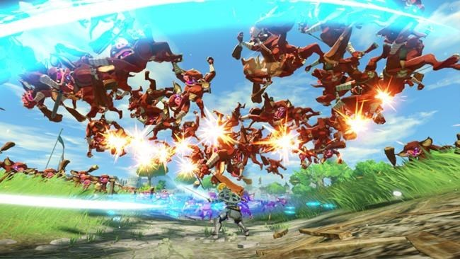Review Hyrule Warriors Age Of Calamity A Cut Above In Hack And Slash Genre Rmotoday Com
