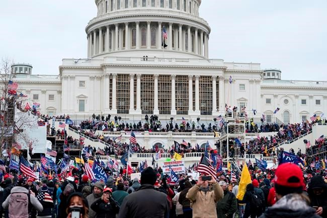 Congress resumes hours after throngs of Trump backers storm, invade Capitol Hill - Pique Newsmagazine