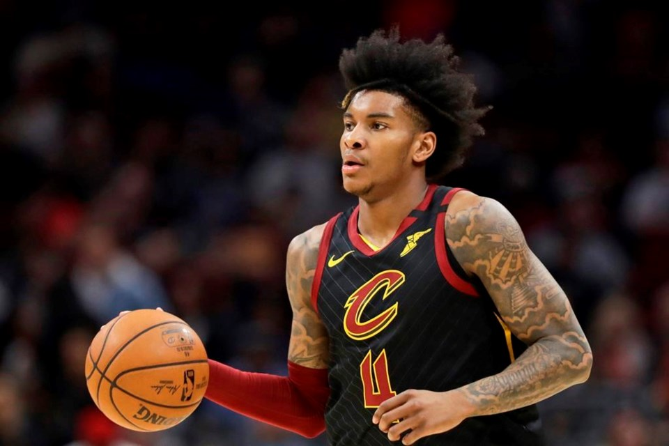 AP source: Cavs move on without troubled Kevin Porter Jr ...