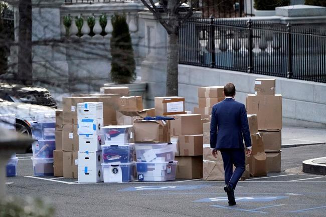 Trump to leave Washington on morning of Biden's inauguration - Pique  Newsmagazine