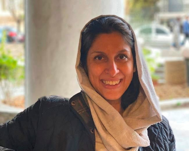 British-Iranian woman back in court after 5 years in ...