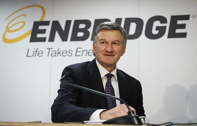 Enbridge and TC Energy CEOs focus on cutting operating emissions from pipelines