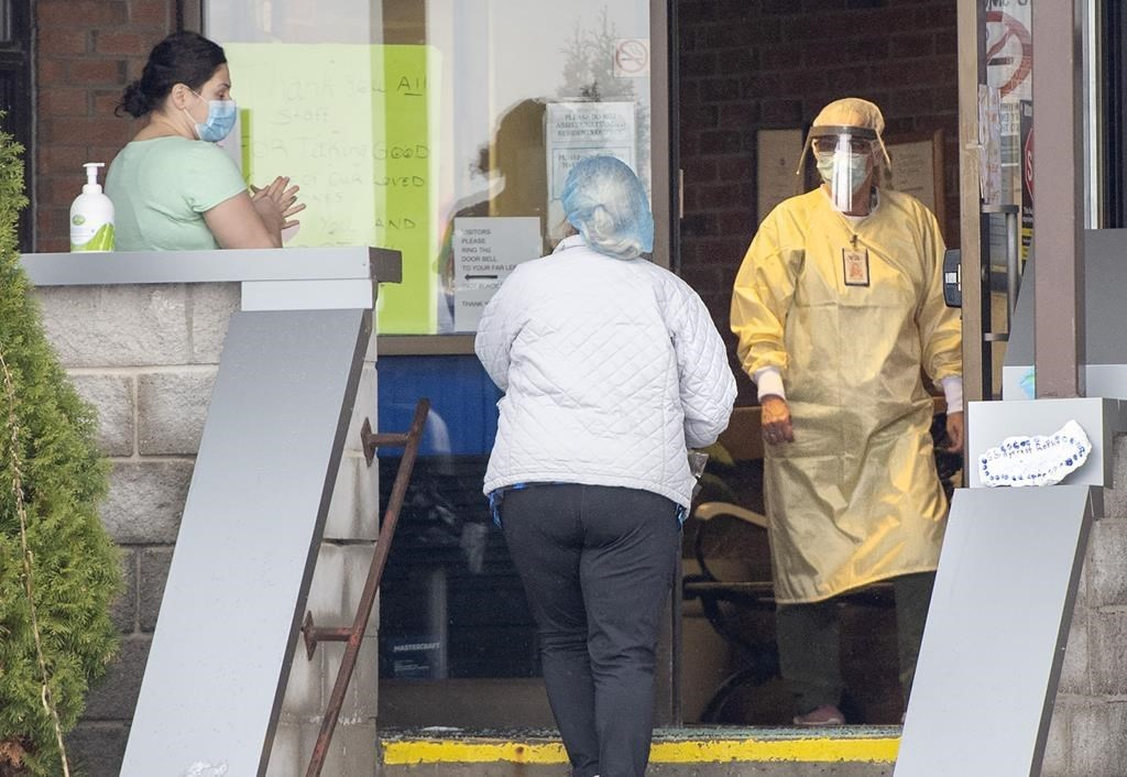 ONTARIO: Pandemic 'crashed' nursing home staffing, operators say 'crisis' has only grown
