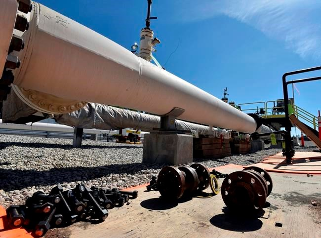 Based Enbridge refuses to bow to pressure to cancel Line 5